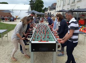 location baby foot géant